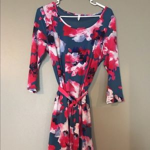 Tops - Pink Blush Floral blouse